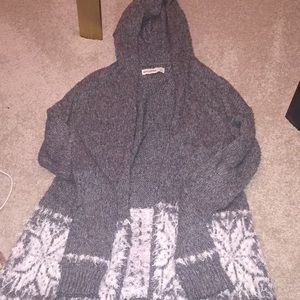 Abercrombie & Fitch wool sweater